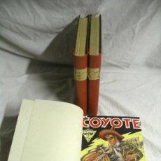Tebeos: EL COYOTE AÑO 1946 EDICIONES CLIPER DEL Nº 1 AL 10 + Nº 1, 2 Y 3 EXTRAORDINARIO. Lote 26991005