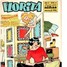 Tebeos: FLORITA Nº 349 DE CLIPER . Lote 27585935