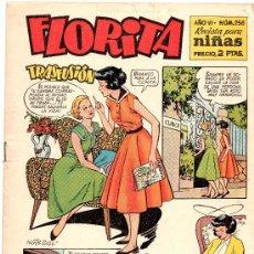 Tebeos - FLORITA Nº 258 DE CLIPER - 27610244