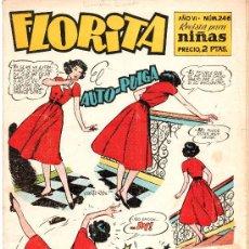 Tebeos: FLORITA Nº 246 DE CLIPER. Lote 20644993