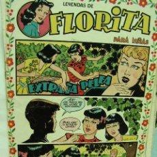 Tebeos: REVISTA FLORITA LEYENDAS DE FLORITA. Lote 14256677