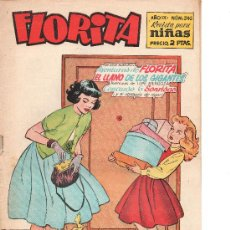 Tebeos: FLORITA Nº 342 DE CLIPER . Lote 21193504