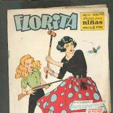 Tebeos: FLORITA Nº 330,EDICIONES CLIPER. Lote 15127316