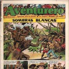 Tebeos: AVENTURERO Nº 13 EDICIONES CLIPER 1953. Lote 22102659