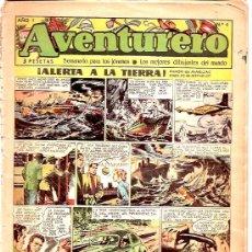Tebeos: AVENTURERO Nº 4 EDICIONES CLIPER 1953. Lote 22102660