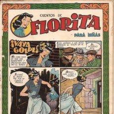 Tebeos: FLORITA Nº 85 EDICIONES CLIPER . Lote 16518673
