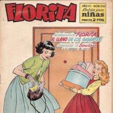 Tebeos: FLORITA Nº 342 EDICIONES CLIPER . Lote 16518876
