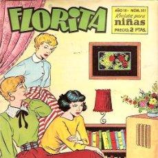 Tebeos: FLORITA Nº 381 EDICIONES CLIPER . Lote 16518928