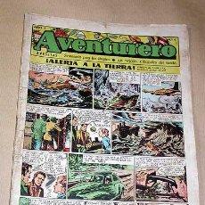 Tebeos: AVENTURERO Nº 4. EDICIONES FUTURO 1953. MISTERIX, CAPITÁN RIDO, RIBERA, FIGUERAS, MATHELOT, TEY.++++. Lote 27305831