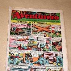 Tebeos: AVENTURERO Nº 6. EDICIONES FUTURO 1953. MISTERIX, CAPITÁN RIDO, RIBERA, FIGUERAS, MATHELOT, TEY.++++. Lote 27305832