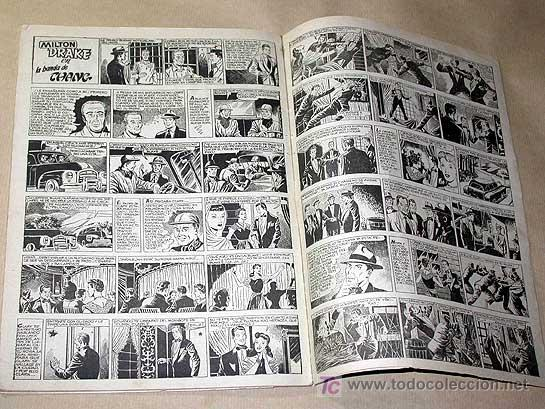 Tebeos: AVENTURERO Nº 3. EDICIONES FUTURO 1953. MISTERIX, CAPITÁN RIDO, RIBERA, FIGUERAS, MATHELOT, TEY.++++ - Foto 2 - 27305829