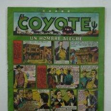 Tebeos: EL COYOTE. UN HOMBRE ALEGRE. (CLIPER). Lote 16778738