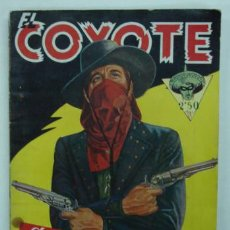 Tebeos: EL COYOTE. EL OTRO COYOTE. J. MALLORQUI. (ED. CLIPER). 64 PÁG. . Lote 16951245