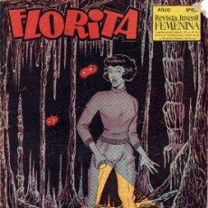 Tebeos: FLORITA Nº435 (EL MEJOR COMIC FEMENINO). Lote 17203601