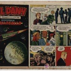 Tebeos: AL DANY Nº 2. PRISIONEROS DE ZOOGLUNN. CLIPER 1953.. Lote 17683502