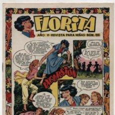 Tebeos: FLORITA Nº 188. Lote 18188776