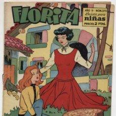 Tebeos: FLORITA Nº 370. Lote 18188912