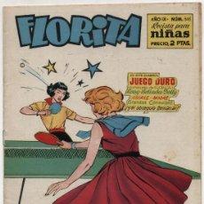 Tebeos: FLORITA. CLIPER 1949. Nº 345.. Lote 18312329