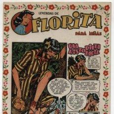 Tebeos: FLORITA. CLIPER 1949. Nº 81.. Lote 18326168