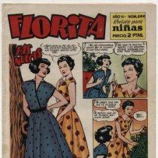 Tebeos: FLORITA. CLIPER 1949. Nº 244.. Lote 18347379