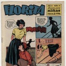 Tebeos: FLORITA. CLIPER 1949. Nº 236.. Lote 18348169