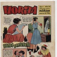 Tebeos: FLORITA Nº 259. CLIPER.. Lote 18533922