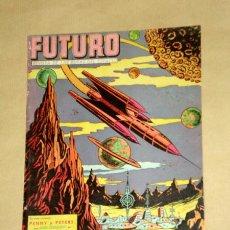 Tebeos: FUTURO Nº 2. EDICIONES CLIPER 1957. DON CONQUEST. JIM STALWART. RAF. SEGURA. RIPOLL G. +++. Lote 27361263