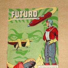 Tebeos: FUTURO Nº 6. EDICIONES CLIPER 1957. DON CONQUEST. JIM STALWART. RAF. CORTIELLA. RIPOLL G. +++. Lote 27361267