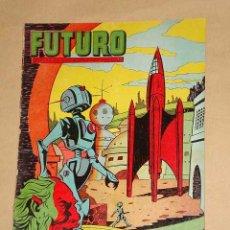 Tebeos: FUTURO Nº 9. EDICIONES CLIPER 1957. DON CONQUEST. JIM STALWART. RAF. SEGURA. RIPOLL G. +++. Lote 27361269