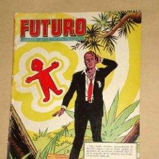 Tebeos: FUTURO Nº 11. EDICIONES CLIPER 1957. DON CONQUEST. PÉREZ FAJARDO. RAF. TUNET VILA. RIPOLL G. +++. Lote 27361270