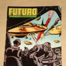 Tebeos: FUTURO Nº 12. EDICIONES CLIPER 1957. TUNET VILA. PÉREZ FAJARDO. RAFAEL CORTIELLA. RIPOLL G. +++. Lote 27361272
