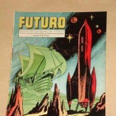 Tebeos: FUTURO Nº 14. EDICIONES CLIPER 1957. TUNET VILA. PÉREZ FAJARDO. RAFAEL CORTIELLA. RIPOLL G. +++. Lote 27371125