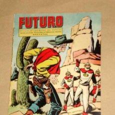 Tebeos: FUTURO Nº 15. EDICIONES CLIPER 1957. TUNET VILA. PÉREZ FAJARDO. RAFAEL CORTIELLA. RIPOLL G. +++. Lote 27371126