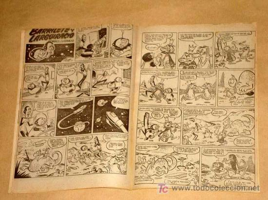 Tebeos: FUTURO Nº 6. EDICIONES CLIPER 1957. DON CONQUEST. JIM STALWART. RAF. CORTIELLA. RIPOLL G. +++ - Foto 2 - 27361267