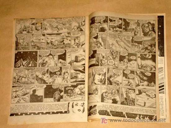 Tebeos: FUTURO Nº 6. EDICIONES CLIPER 1957. DON CONQUEST. JIM STALWART. RAF. CORTIELLA. RIPOLL G. +++ - Foto 3 - 27361267