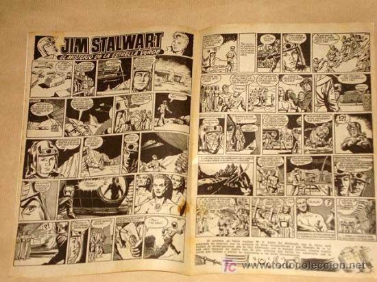 Tebeos: FUTURO Nº 8. EDICIONES CLIPER 1957. DON CONQUEST. JIM STALWART. RAF. SEGURA. RIPOLL G. +++ - Foto 2 - 27361268