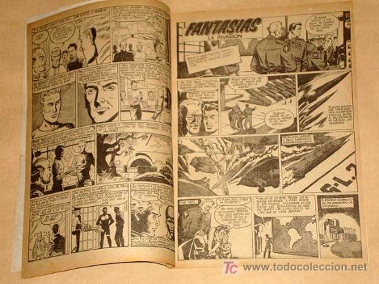 Tebeos: FUTURO Nº 12. EDICIONES CLIPER 1957. TUNET VILA. PÉREZ FAJARDO. RAFAEL CORTIELLA. RIPOLL G. +++ - Foto 3 - 27361272
