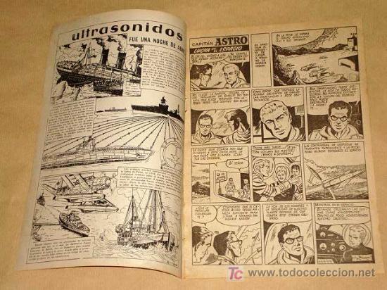 Tebeos: FUTURO Nº 14. EDICIONES CLIPER 1957. TUNET VILA. PÉREZ FAJARDO. RAFAEL CORTIELLA. RIPOLL G. +++ - Foto 2 - 27371125