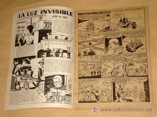 Tebeos: FUTURO Nº 15. EDICIONES CLIPER 1957. TUNET VILA. PÉREZ FAJARDO. RAFAEL CORTIELLA. RIPOLL G. +++ - Foto 2 - 27371126