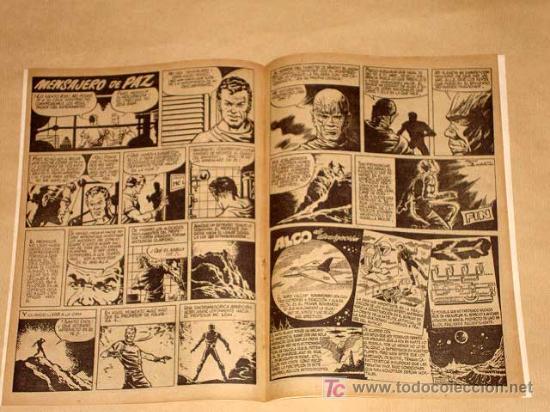 Tebeos: FUTURO Nº 15. EDICIONES CLIPER 1957. TUNET VILA. PÉREZ FAJARDO. RAFAEL CORTIELLA. RIPOLL G. +++ - Foto 3 - 27371126