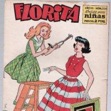Tebeos: FLORITA Nº 354. CLIPER 1949.. Lote 20246510