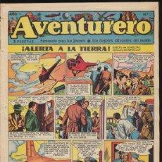 BDs: AVENTURERO Nº 5. CLIPER - FUTURO 1953.. Lote 20422077