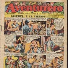 BDs: AVENTURERO Nº 3. CLIPER - FUTURO 1953.. Lote 20424299
