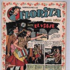 Tebeos: FLORITA Nº 40. CLIPER.. Lote 20560993