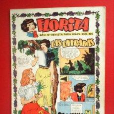 Tebeos: FLORITA N. 185 . EDICIONES CLIPER. Lote 21612649