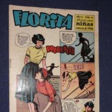 Tebeos: FLORITA, REVISTA PARA NIÑAS - AÑO VI Nº 236 - EDICIONES CLIPER. Lote 21621674