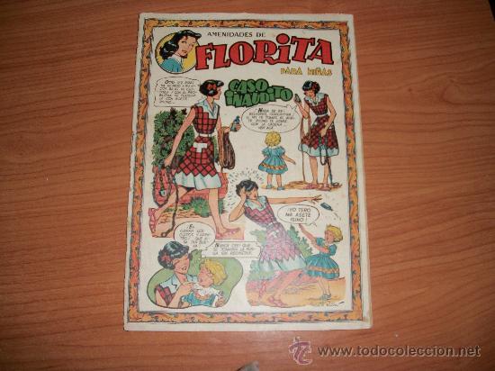 FLORITA Nº 83 EDICIONES CLIPER (Tebeos y Comics - Cliper - Florita)
