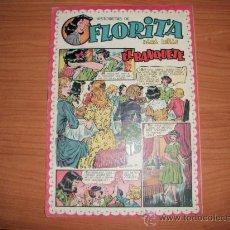 Tebeos: FLORITA Nº 73 EDICIONES CLIPER . Lote 23424366