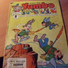 Tebeos: YUMBO Nº 72 ( PRIGINAL ) (BILL1). Lote 23607773