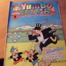 Giornalini: YUMBO Nº 142 ( ORIGINAL ) (COIB82). Lote 23611602
